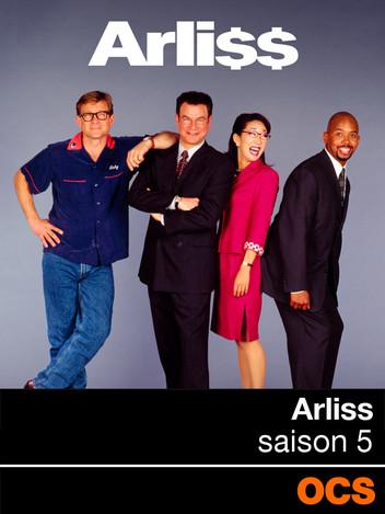 Arliss saison 5