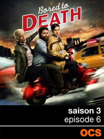 Bored To Death saison 3