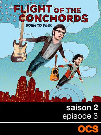 Flight Of The Conchords saison 2