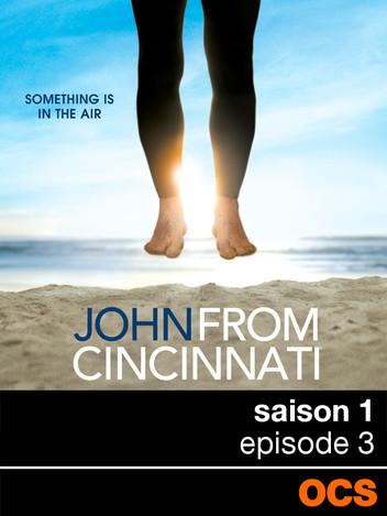 John from Cincinnati saison 1
