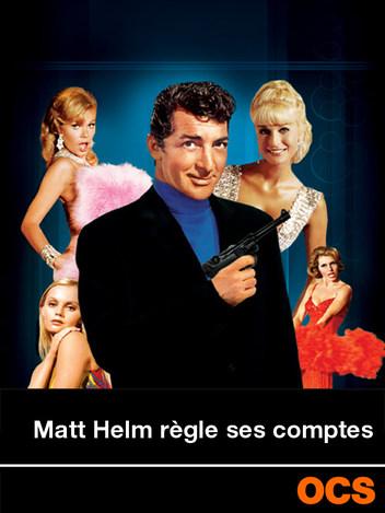 Matt Helm règle ses comptes