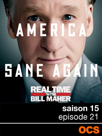 Real Time With Bill Maher saison 15