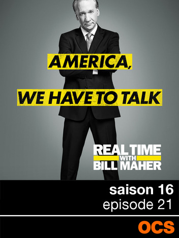 Real Time With Bill Maher saison 16