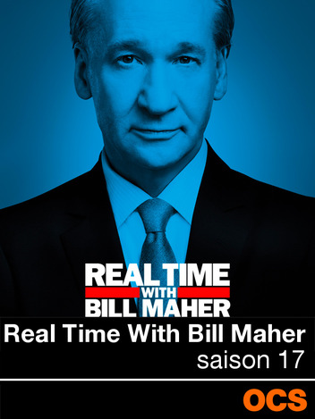 Real Time With Bill Maher saison 17