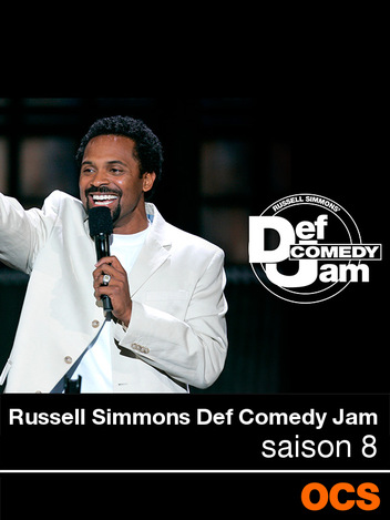 Russell Simmons Presents Def Poetry saison 8