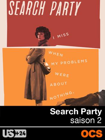 Search Party saison 2