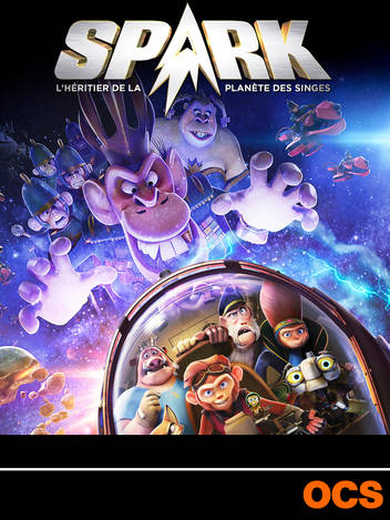 Spark: L\'héritier de la planète des singes