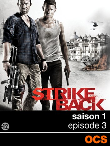 Strike Back saison 1