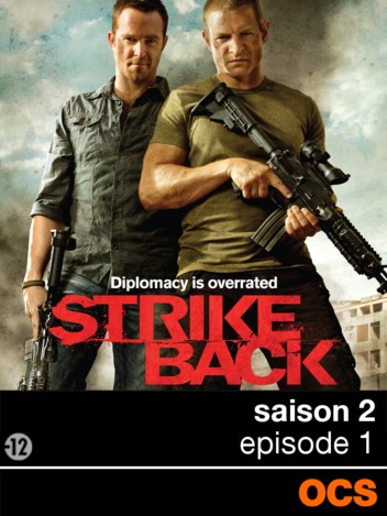 Strike Back saison 2