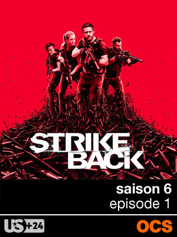 Strike Back saison 6