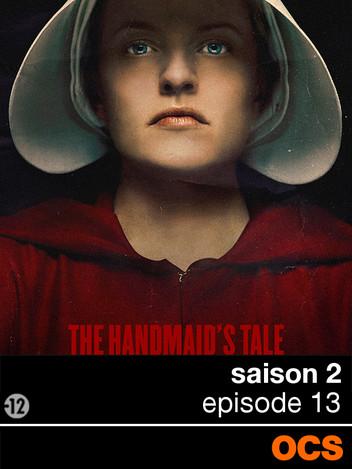 The Handmaid\'s Tale : la servante écarlate saison