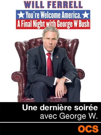 Will Ferrell : Une dernière soirée avec George W.