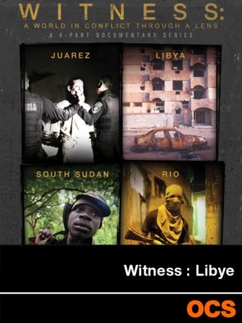 Witness: Libye