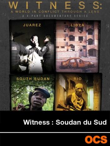Witness: Soudan du Sud